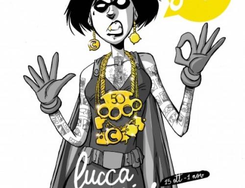 Dal 28 ottobre al 1 novembre si terrà Lucca Comics & Games 2016
