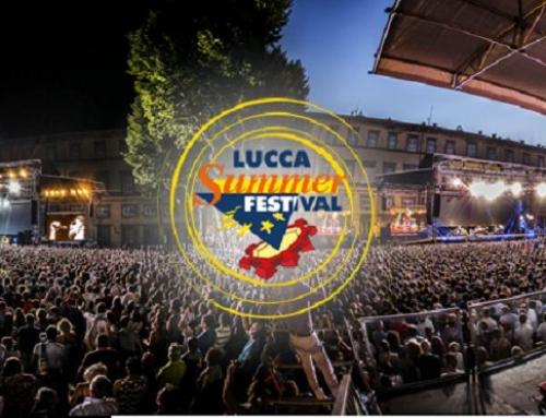 Lucca Summer Festival 2017